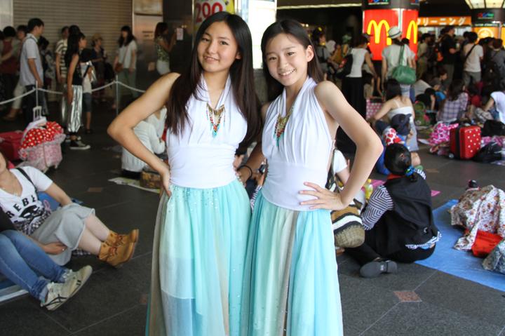 STARZキッズダンスコンテスト大阪予選大会2 Date:2014.7.21(mon)@OCATポンテ広場|日本最大